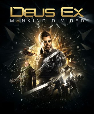 Deus Ex Mankind Divided [v 1.16.761.0 + 9 DLC]