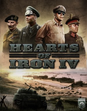 Hearts of Iron 4 (v 1.10.1 + DLCs)