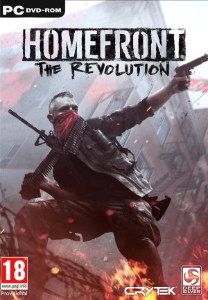 Homefront The Revolution [v 1.0781467(dcb0)]