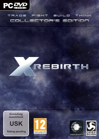 X Rebirth Collector's Edition [v 4.1 + 2 DLC]