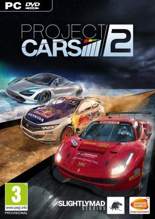Project CARS 2 [v 7.1.0.1.1108 + DLCs]