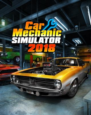 Car Mechanic Simulator 2018 (v 1.6.5 + DLCs)