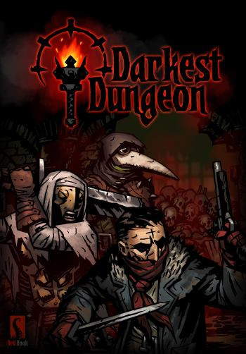 Darkest Dungeon [Build 24839 + 4 DLC]