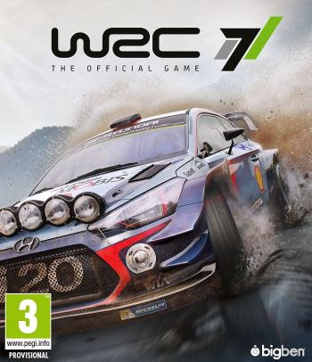WRC 7 FIA World Rally Championship [v 1.4]