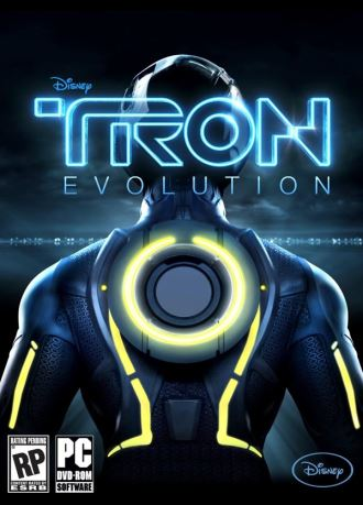 TRON Evolution The Video Game