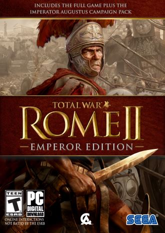 Total War Rome 2 [v 2.4.0.19728 + DLCs]