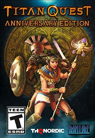 Titan Quest Anniversary Edition (v 2.9 mp hotfix + 2 DLC)