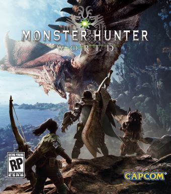 Monster Hunter World (build 14.00.00 + DLCs)