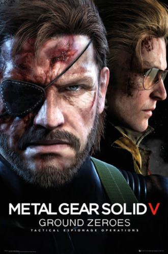 Metal Gear Solid V Ground Zeroes [v 1.005]
