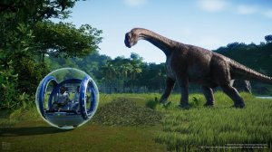 Jurassic World Evolution (v 1.4.3 + DLCs)