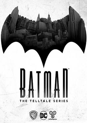 Batman The Telltale Series Episode 1-5