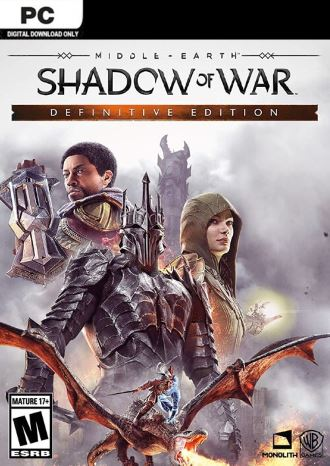 Middle-earth Shadow of War (v 1.21 + DLCs)