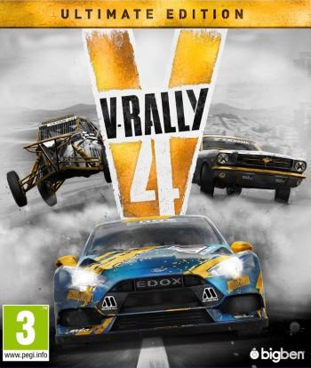 V-Rally 4 Ultimate Edition (v 1.08 + DLCs)