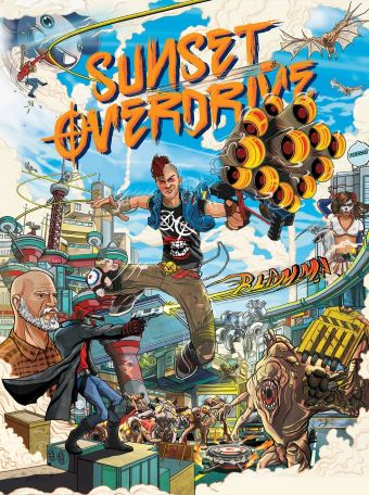 Sunset Overdrive (v 1.0u2)