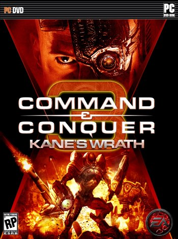 Command & Conquer 3 Kane's Wrath [v 1.02]