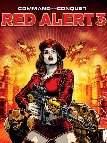 Command & Conquer Red Alert 3 [v 1.12]