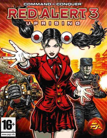 Command & Conquer Red alert 3 - Uprising [v 1.12]