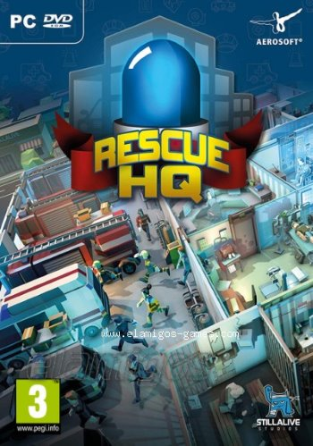 Rescue HQ - The Tycoon (v 2.2 + DLC)