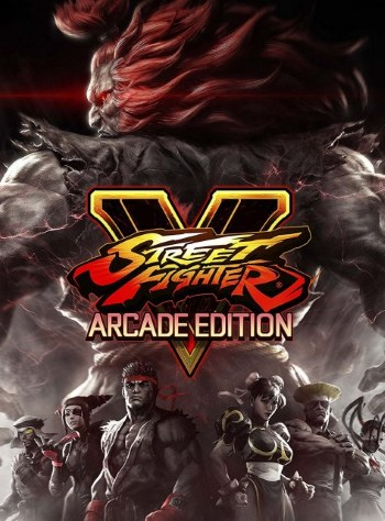 Street Fighter V Arcade Edition [v 4.070 + DLCs]