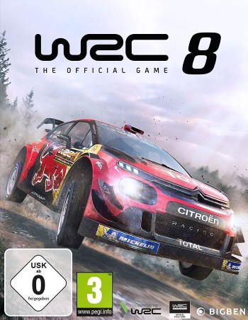 WRC 8 FIA World Rally Championship (v 1.5.1 + DLCs)