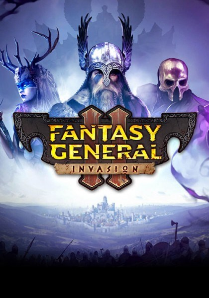 Fantasy General II Invasion (v 1.02.12491 + 3 DLC)