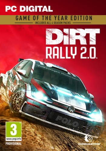 DiRT Rally 2.0 (v 1.17.0 + DLCs)