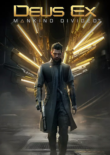 Deus Ex: Mankind Divided (v 1.19 HotFix + DLCs)