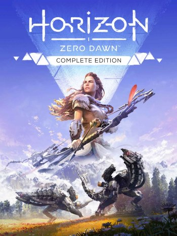 Horizon Zero Dawn (v 1.0.10.3 + DLCs)