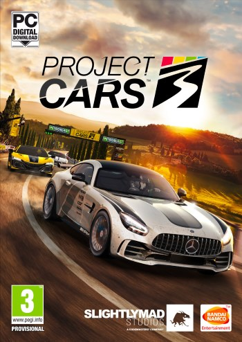 Project CARS 3 (v 1.0.0.0.0643 + 5 DLC)